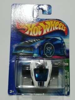 Hot Wheels 2004 1st Editions 92/100 Fatbax JackNRabbit Special
