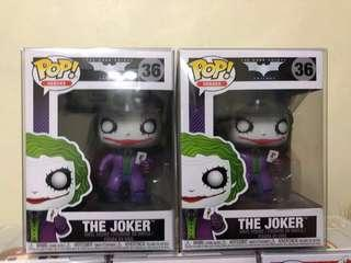 Funko Pop The Joker (The Dark Knight)
