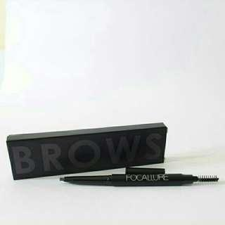 Pensil Alis (Eyebrow) 2in1 FOCALLURE