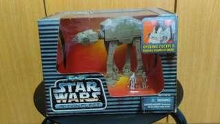 Star Wars Action Fleet Imperial AT-AT.