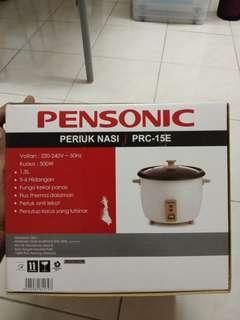 Pensonic Rice Cooker 1.5L
