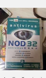 全新nod32 防毒軟件 只售25元