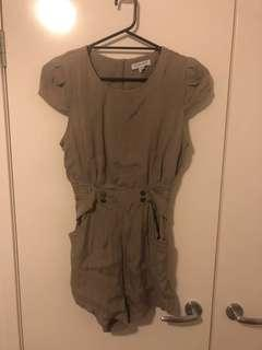 Cameo playsuit size 8