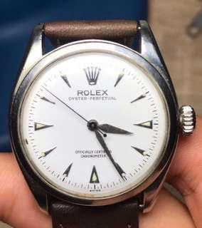 1953 Rolex Oyster Perpetual 6084