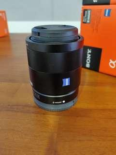 Pre-loved Sony Sonnar T* FE 55mm F1.8 ZA