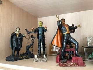 🚚 Vintage toy universal monsters aurora kits not Kenner not Hasbro horror