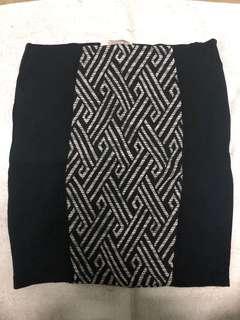 Forever 21 Pencil Cut Skirt