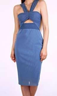 Bec and Bridge midi dress