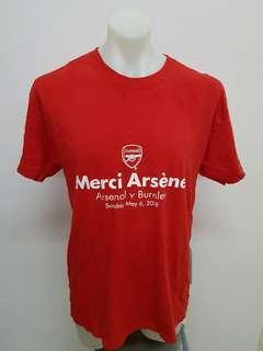 Merci Arsene Tshirt
