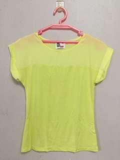 💕BENCH yellow top