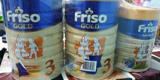 🚚 Friso 3 gd