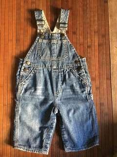Baby Gap Jeans Overall