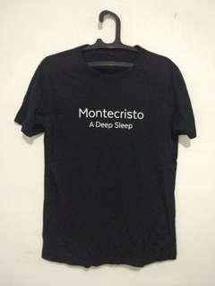 "Kaos T-shirt Montecristo ""A Deep Sleep"""