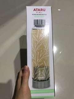 Glass Bottle Infuser (Botol Teh) - Harga include ongkir, baca keterangan
