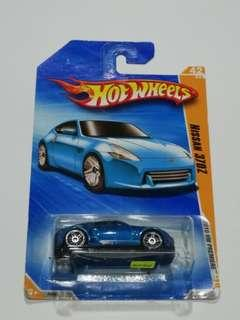 Hot Wheels 2010 HW Premiere Nissan 370z