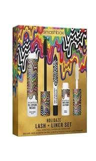 🚚 Bnip Smashbox holidaze lash and liner set