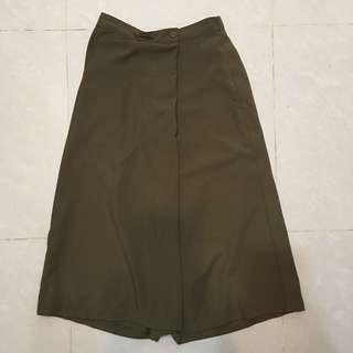 Women's culottes 濶腳裙褲