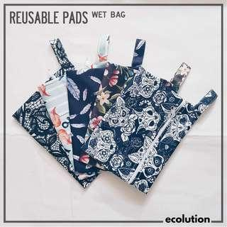 Reusable Pad WET BAG