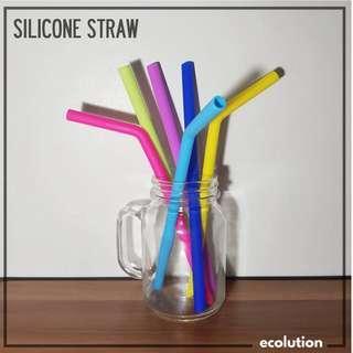 Silicone Straw