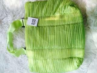 New Issey miyake pleats please tote