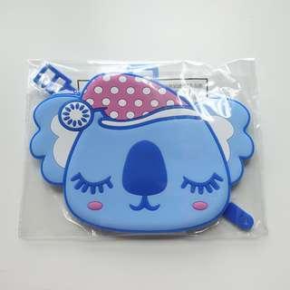 樹熊行李牌