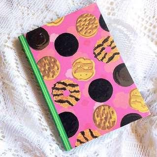 Girl Scout Cookies - Journal / Notebook.