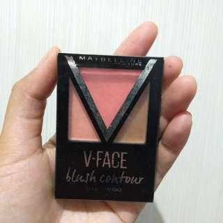 Maybellina V Face Blush Contour
