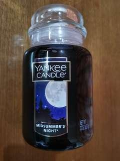 Yankee Candle - Large (Midsummer Night's Dream) - 10% off