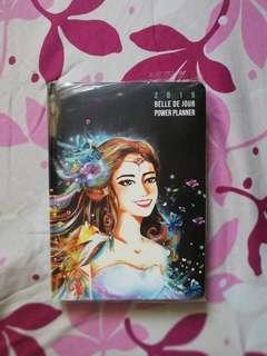 Belle De Jour 2019 Planner for Sale!