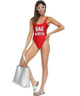 BAE WATCH BIKINI SWIMWEAR