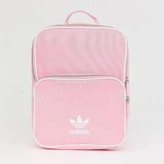 Adidas Original Adicolor Backpack in Pink d98dcd0446ab2
