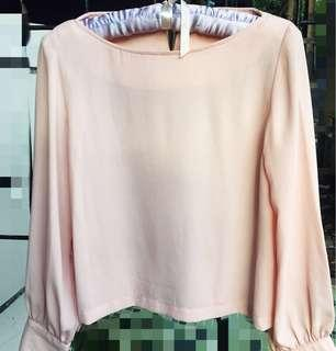 Basic top in Pink