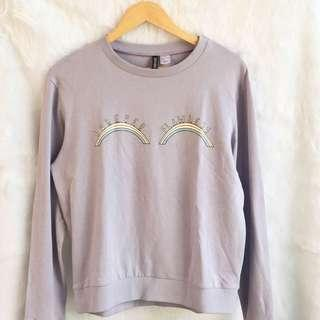 BNWOT H&M forever flawless sweat shirt