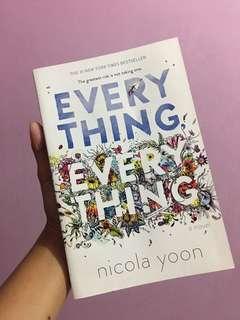 EVERYTHING EVERYTHING / NICOLA YOON