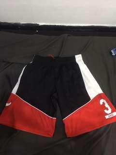 Bulls bball shorts