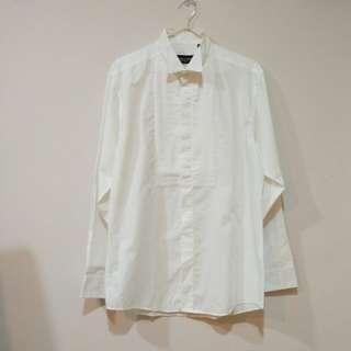 🚚 古典男長袖白襯衫