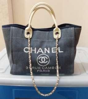 Chanel Shoppers Bag
