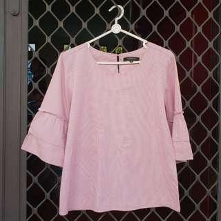 [FREE ONG] connexion top kaos pink