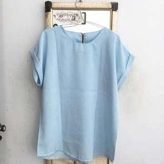Stripe Blue Shirt