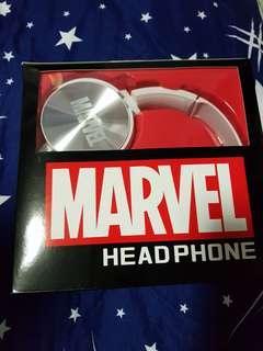 Marvel Headphone