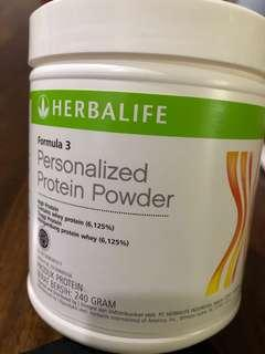 Herbalife PPP Personalize Protein Powder