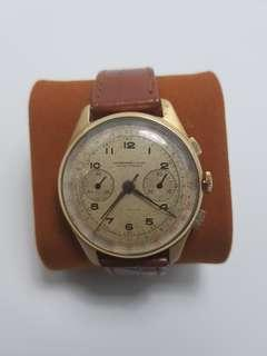 Chronograph Suisse ( Ancre 17 Rubis ) antimagnetic
