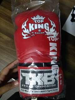 Top King Boxing Gloves 14oz