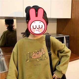 🚚 日系小熊上衣