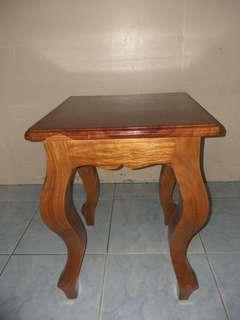 NARRA wood- Side table