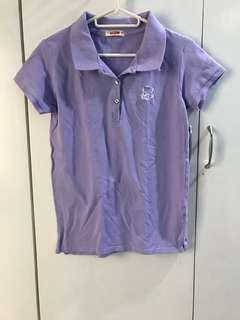 Bench Purple Polo
