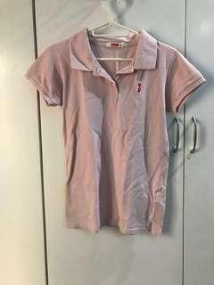 Bench Polo (Light Pink) Small