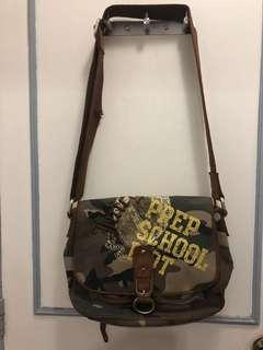 Juicy Couture camouflage bag