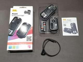 🚚 Pixel pawn wireless trigger TF-361