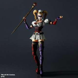 Play Arts Harley Quinn
